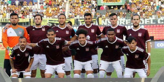 El colombiano Tobar marca un doblete y rescata al Carabobo