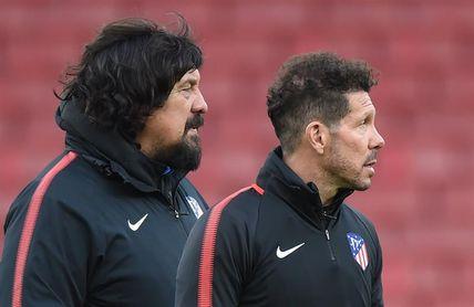 """Simeone: """"Nos enfrentamos a rival con mucha historia en Europa"""""""