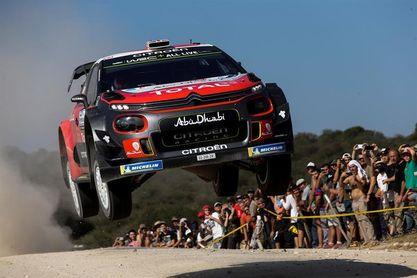 El estonio Ott Tanak asume el liderato del Rally de Argentina