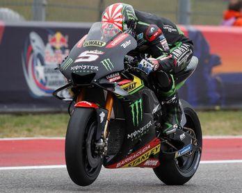 El francés Johann Zarco firma contrato por dos años con KTM