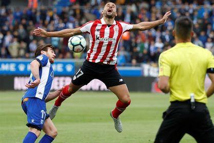 3-1. El Alavés regala un triunfo a su afición ante un Athletic sin pegada