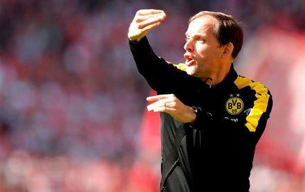 El alemán Thomas Tuchel, nuevo entrenador del Paris Saint-Germain