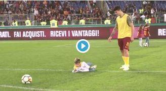 El genial vídeo de la Roma para pedir el VAR en la Champions