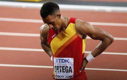 El subcampeón olímpico Orlando Ortega, estrella en la Reunión Internacional de Andújar