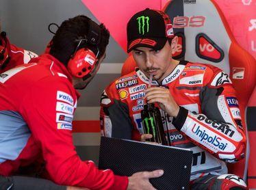 """Lorenzo asegura llegar a Le Mans """"muy convencido con las últimas sensaciones"""""""