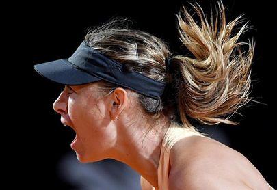 Sharapova vence a Gavrilova y jugará los cuartos contra Ostapenko