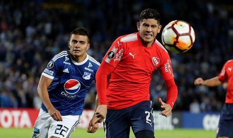1-1. Independiente empata con Millonarios y lo deja al borde de la eliminación