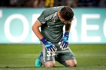 "Luca Zidane: ""Cuando juego soy Luca, no Zidane"""