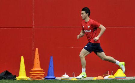 """Corchia: """"Estoy decepcionado con mi lesión"""""""