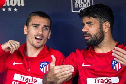 """Simeone: """"Si sigue Griezmann, seremos más competitivos"""""""