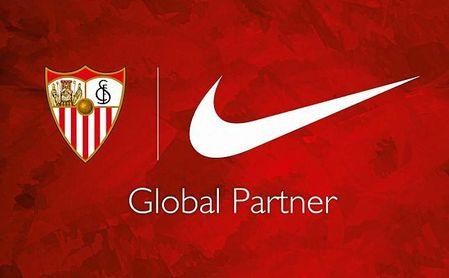 Nike vestirá al Sevilla FC las tres próximas temporadas