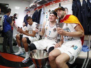 Rajoy felicita al Real Madrid de Baloncesto por su décima Copa de Europa