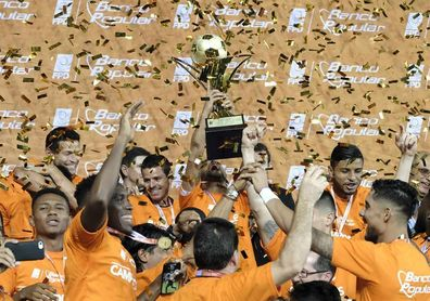 Saprissa se corona campeón del Torneo de Clausura en Costa Rica en penales