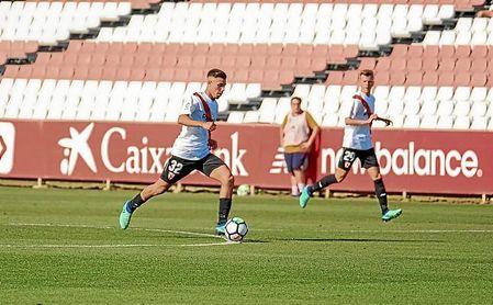 Tevenet ha subido a Viedma al Sevilla Atlético.