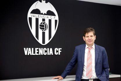 """Alemany opina que el Valencia deberá luchar por una única plaza """"Champions"""""""
