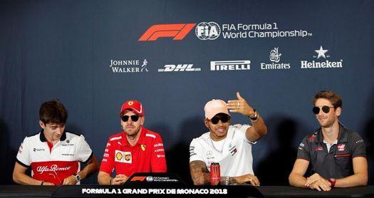 """Hamilton: """"Las primeras cinco carreras de 2018 han sido muy duras"""""""