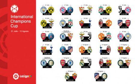 Calendario y horarios de la ICC.