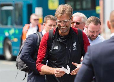 """Klopp, un """"tío normal"""" para volver hacer grande al Liverpool"""