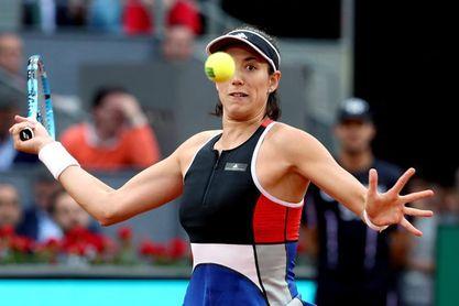 Muguruza se mide a Kuznetsova en la primera ronda del Roland Garros