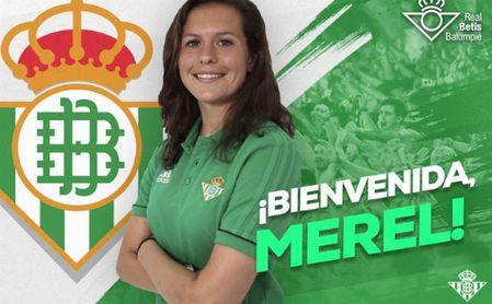 Merel van Dongen, segundo fichaje del Betis Féminas para la 2018/2019.