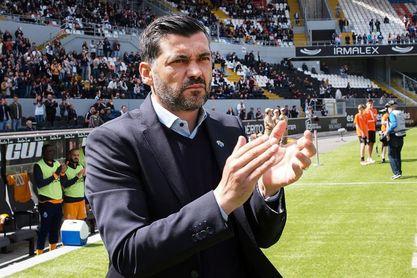 Sérgio Conceição renueva con el Oporto hasta 2020