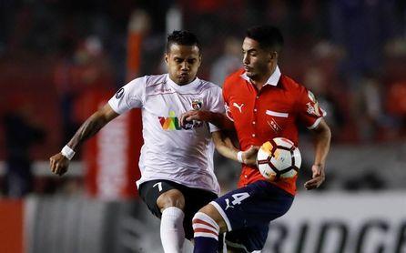 2-0. Independiente se clasificó y consumó el pleno argentino a octavos