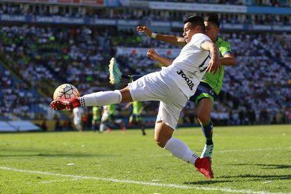 El defensa salvadoreño Alexander Larín es la séptima baja del bicampeón, Alianza