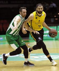 El descenso preña de incógnitas el futuro del baloncesto en Sevilla
