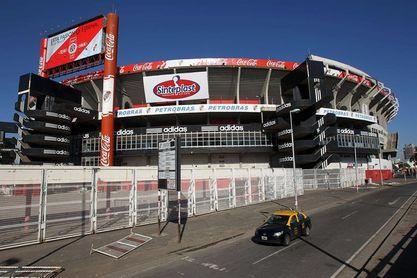 El estadio Monumental de River Plate cumple 80 años