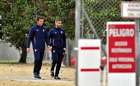 Marchena se ha convertido en un hombre fuerte en el Sevilla FC.