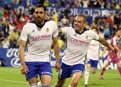 3-2. El Zaragoza se mete en la Promoción con una victoria de mérito