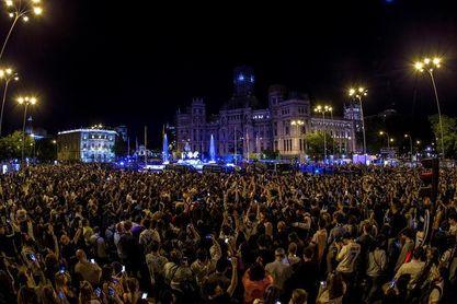 La celebración del Real Madrid provocará cortes de tráfico desde las 16.00