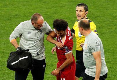 El mensaje de Sergio Ramos a Salah tras la final de Champions