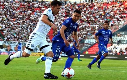 El título del torneo Apertura paraguayo se le resiste a un Olimpia invicto