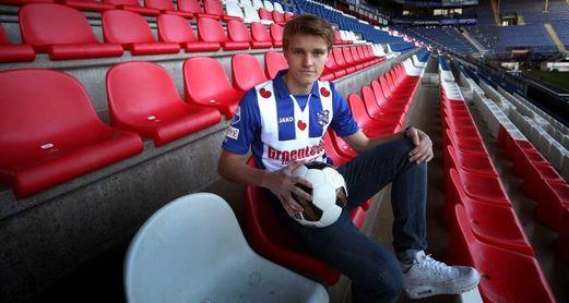 """Ødegaard: """"Lo importante es que vaya a un equipo donde pueda jugar"""""""