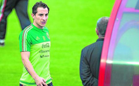 Guardado, Moreno y Reyes, descartados por Osorio