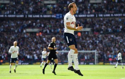 Kane firma un nuevo contrato con el Tottenham hasta 2024