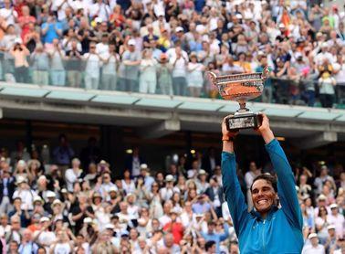 """Toni Nadal: """"Antes de salir he dicho que Rafa ganaba por tres sets"""""""