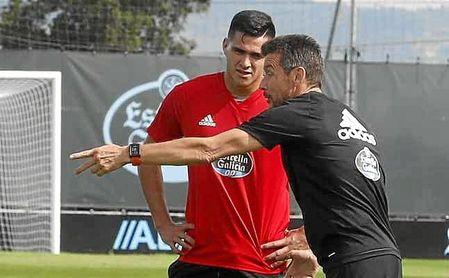 Con Unzué, Maxi ha firmado 18 goles en su primer año en España.