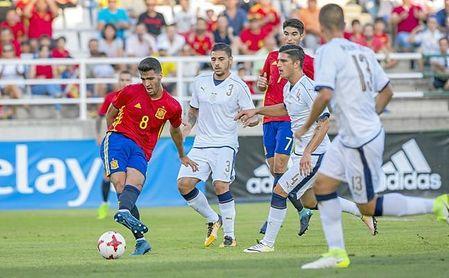 Betis, Athletic y Real Sociedad están tras los pasos de Mikel Merino.