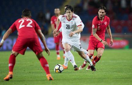 El turco Yokuslu está en Vigo para cerrar su fichaje por el Celta