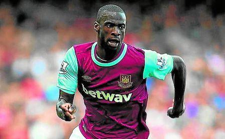 Pedro Obiang, del West Ham, es seguido desde hace años.