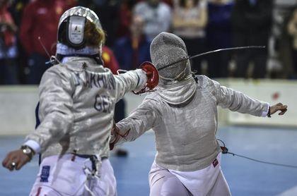 El equipo español de sable cae frente a Rusia en cuartos