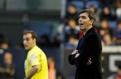 Juan Ramón Muñiz, entrenador del Málaga a falta sólo de la firma