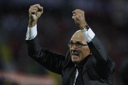 El uruguayo Arias ya piensa en el partido de Bolívar y Cali en la Sudamericana