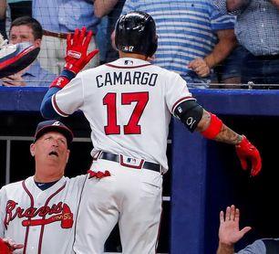 4-11. Camargo sella con grand slam el triunfo de los Bravos
