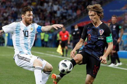 0-3. Caballero aprieta la soga a Argentina