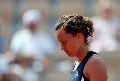 Strycova vuelve a castigar a Muguruza antes de Wimbledon