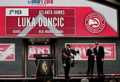 """Doncic: """"Estoy listo para competir en la NBA y jugar en distintas posiciones"""""""