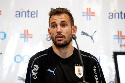 """Stuani, sobre su continuidad en el Girona: """"Nunca se sabe"""""""